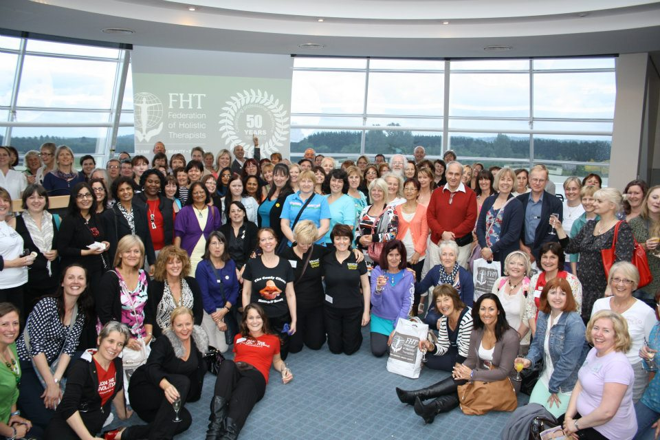 Janet & Jackie join in FHT 50th Anniversary Celebrations